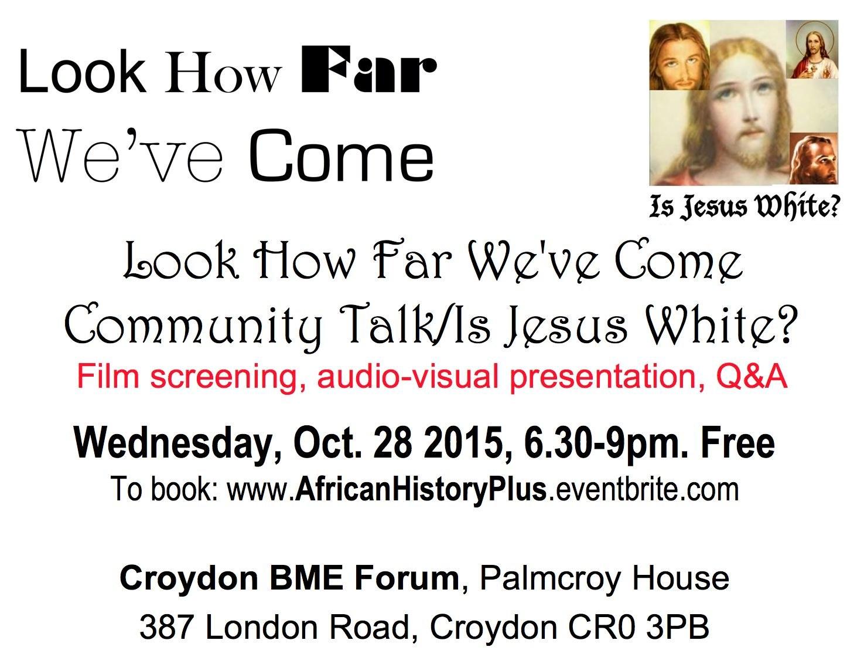 look community talk croydon 2015