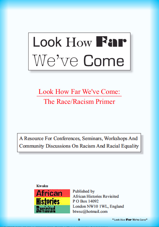look primer title page