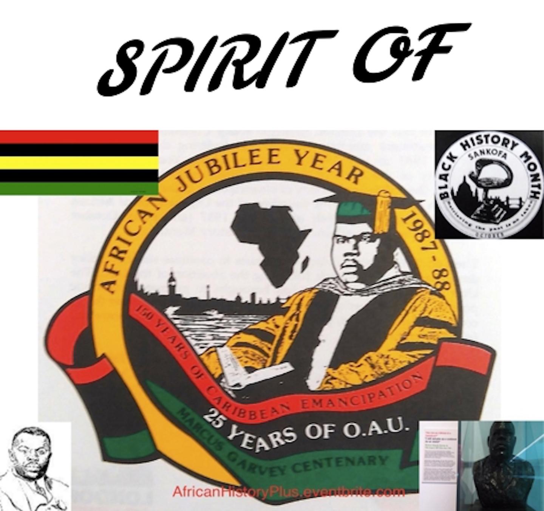 Spirit Of African Jubilee Year 1987-88