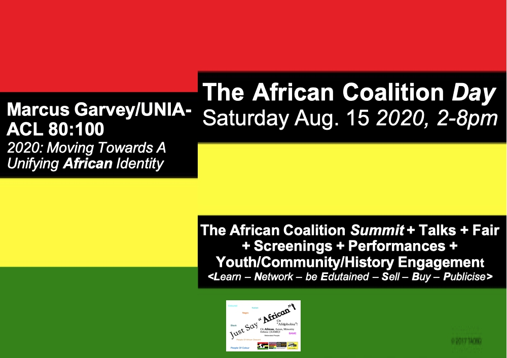 The African Coalition Day 2020