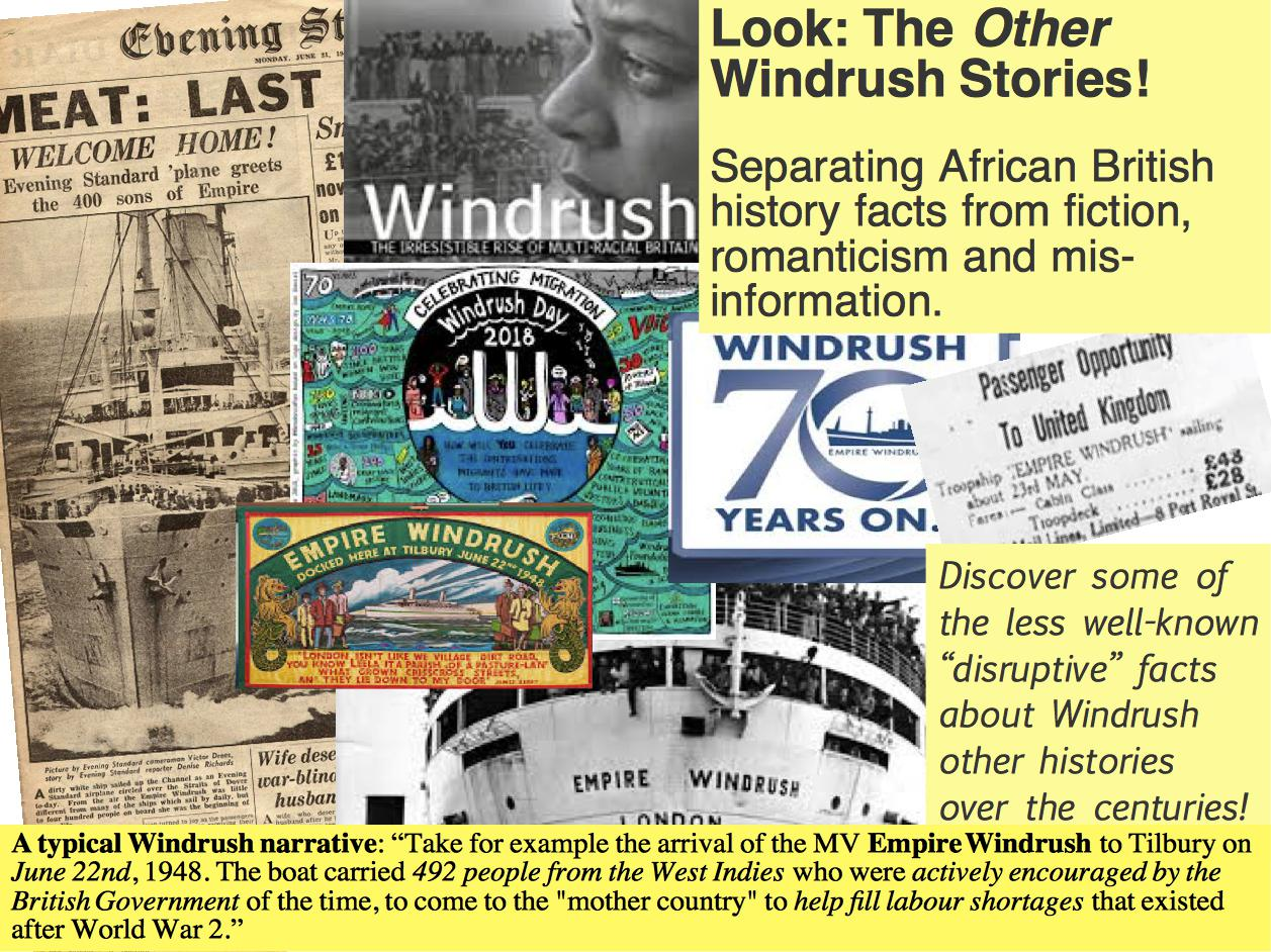 Other Windrush Stories