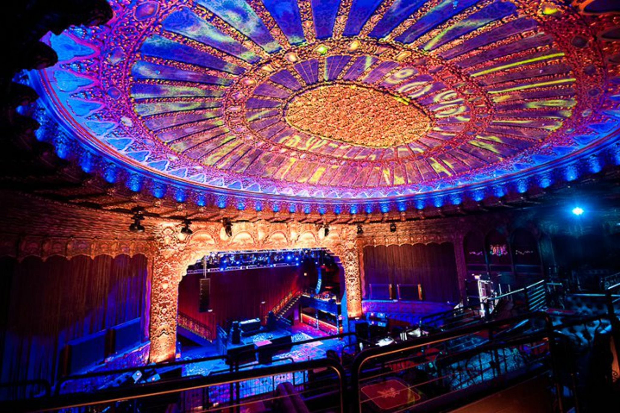 The Historic Belasco Theater