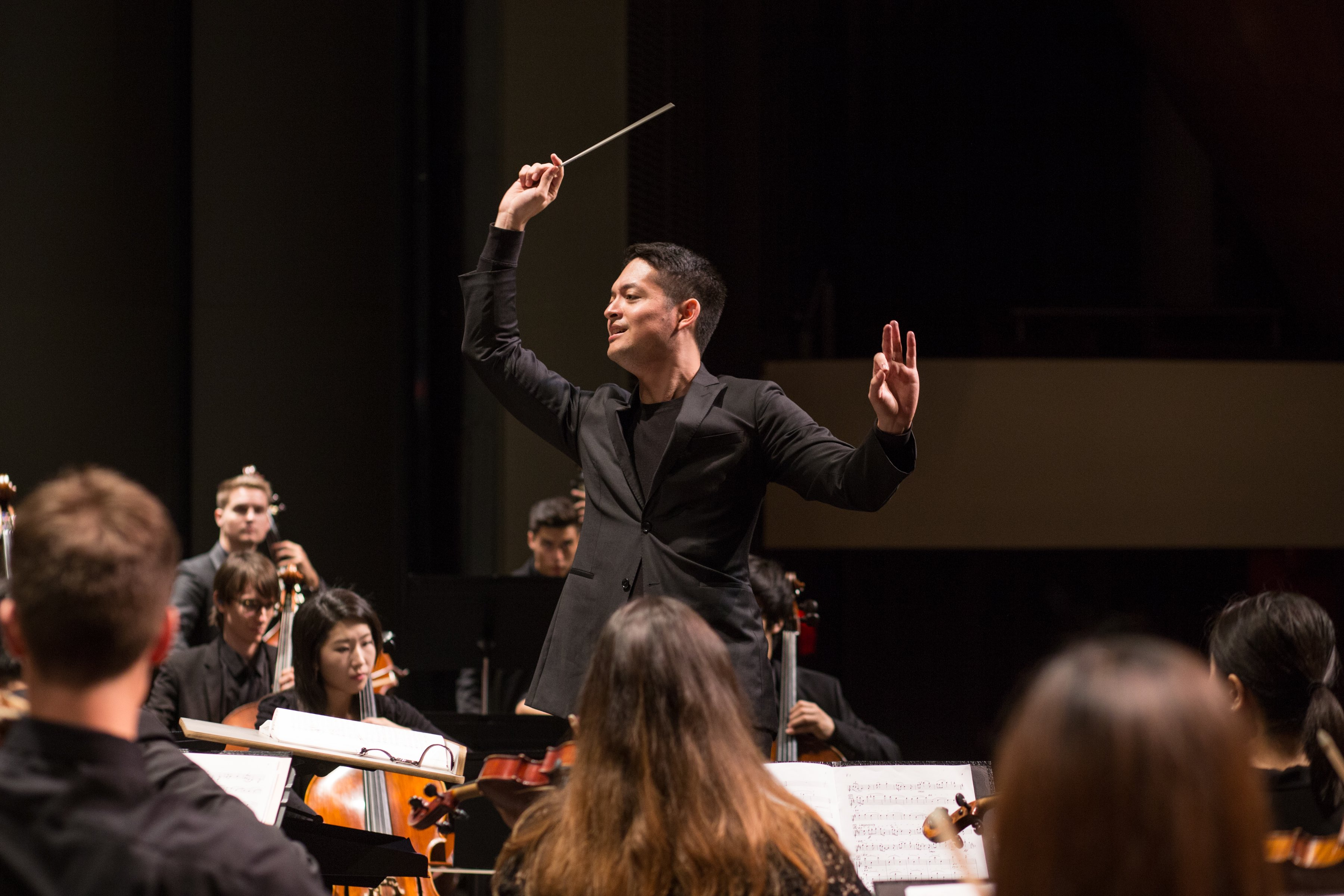 Debut Chamber Orchestra and Lawrence N. Field Conductor-In-Residence Yuga Cohler