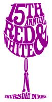 15th Annual   Red & White on Thursday Night