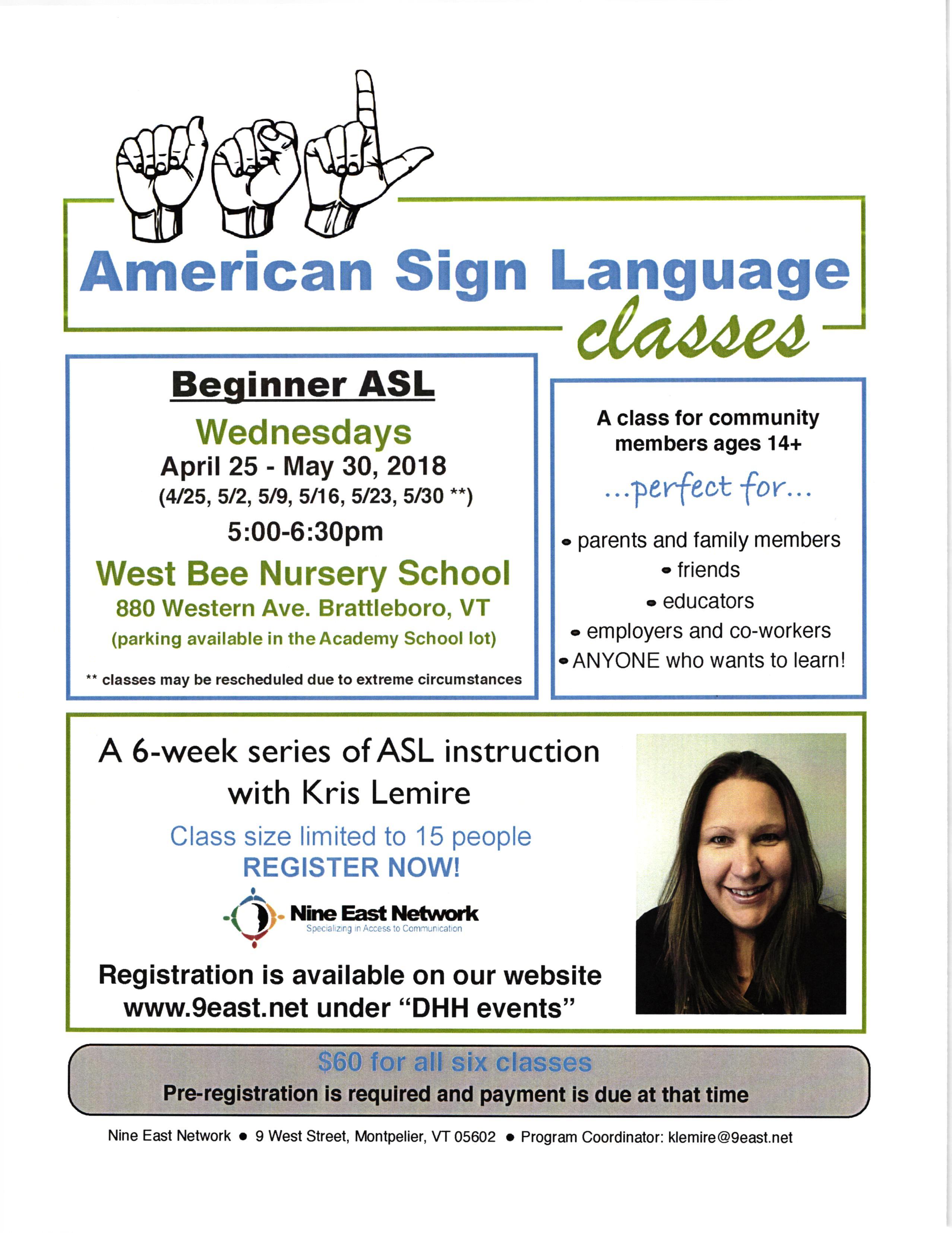 ASL Brattleboro