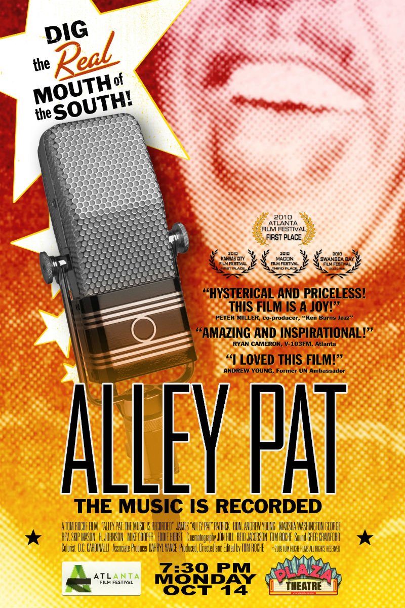 Alley Pat: The Music is Recorded