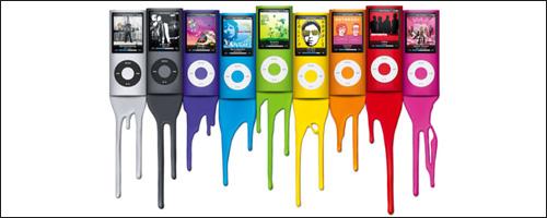 Cale's iPod