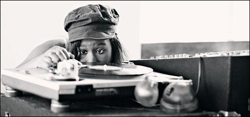 DJ LadyFace