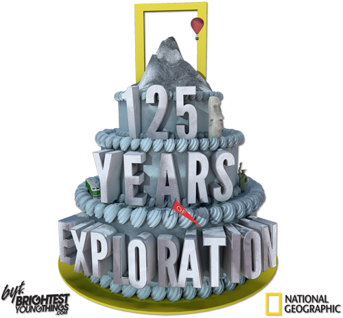 BYT & Nat Geo Present: 125 Years of Exploration