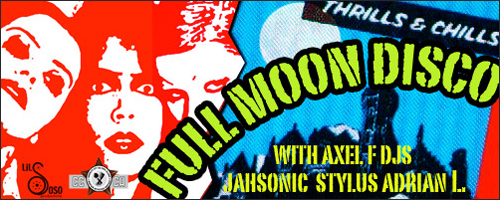 Axel F DJs