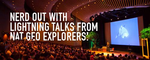Nat Geo Explorer Talks