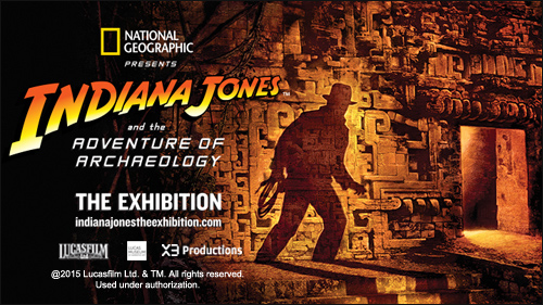 Indiana Jones Exhibit