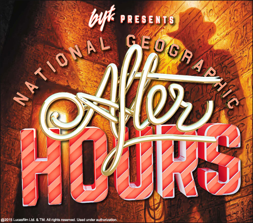 Nat Geo After Hours 2015