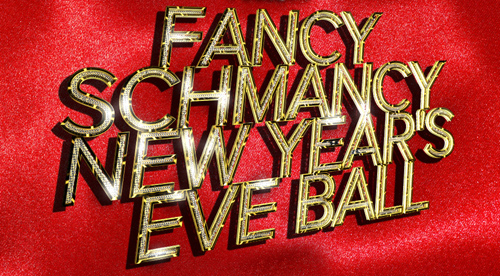 The BYT Fancy Schmancy NYE Ball