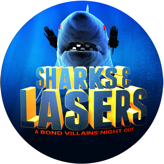 Sharks and Lasers