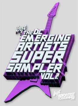 The DC Emerging Artists Super Sampler