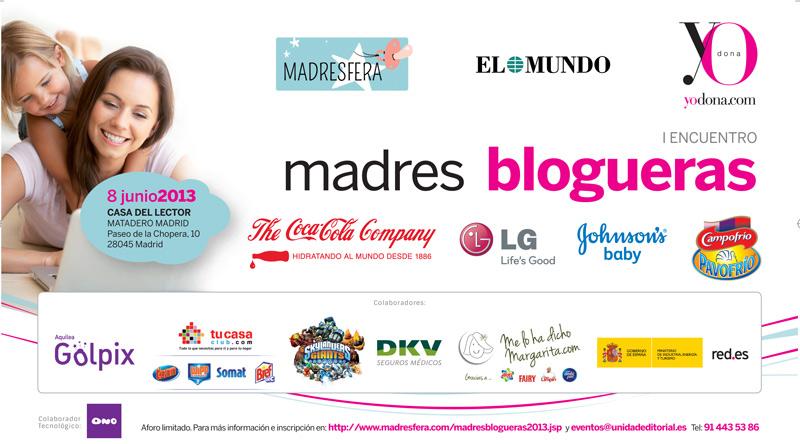 I Encuentro de madres blogueras