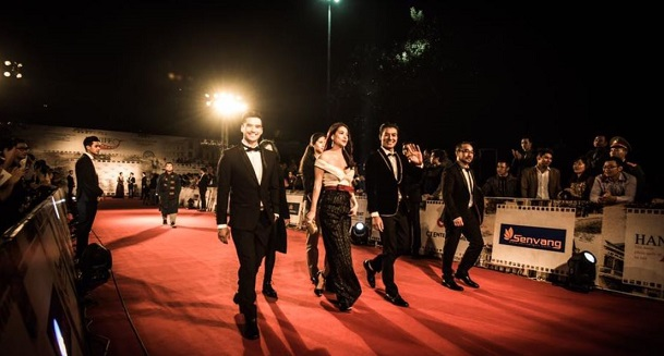 Red Carpet walk