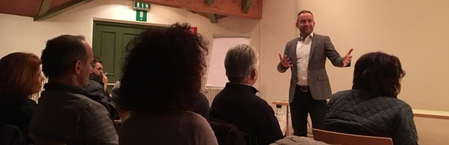 Raimund Frick Seminar-Leiter