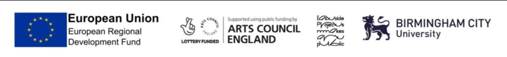 Funding and partner logos