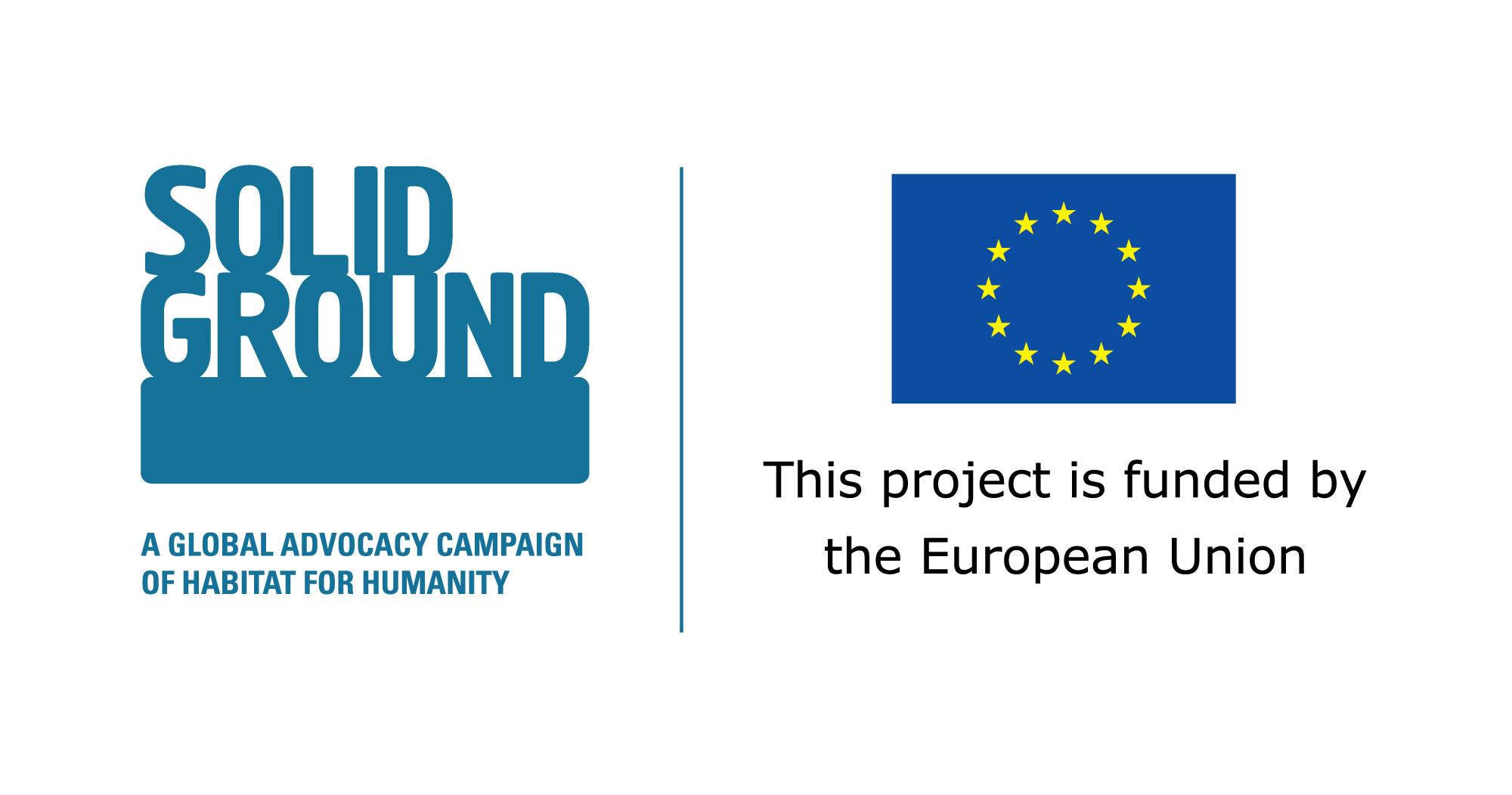 Build Solid Ground EU Logo