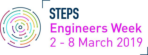STEPS logo - Eng Week 2019