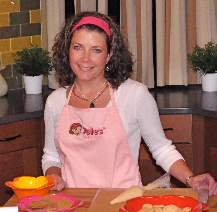 See Jules Shepard Demonstrate How To Make Gluten-free Ravioli