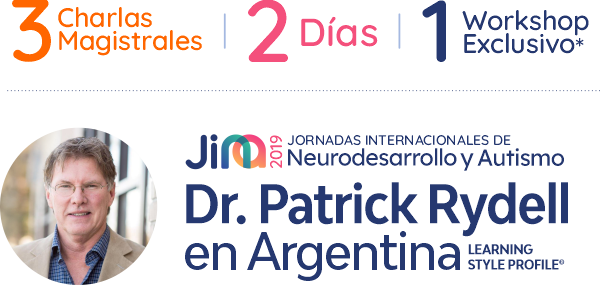 JINA 2019. 3 charlas, 2 días, 1 workshop exclusivo para profesionales