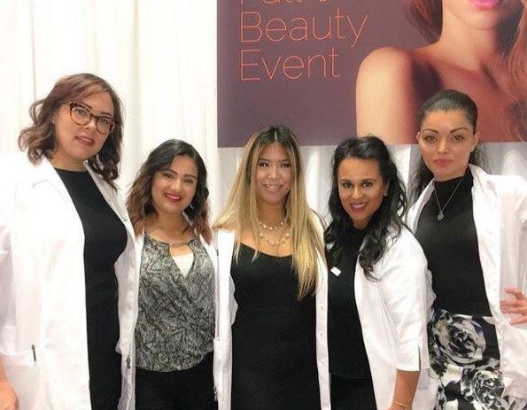 Injection Glam Squad Meet and Greet Event