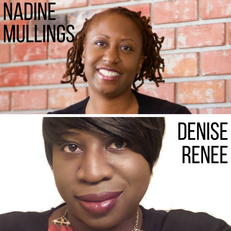 Nadine Mullings and Denise Renee