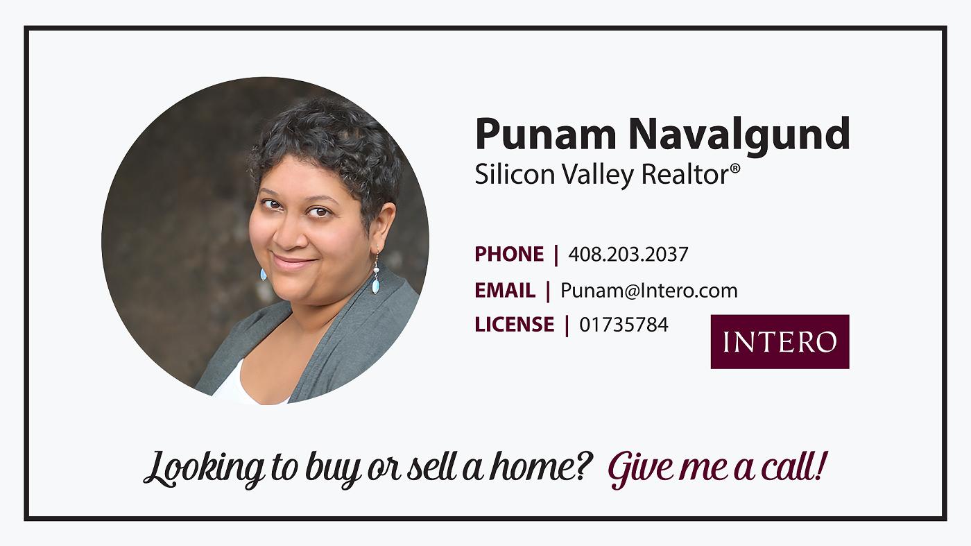 Punam Navalgund, Silicon Valley Realtor