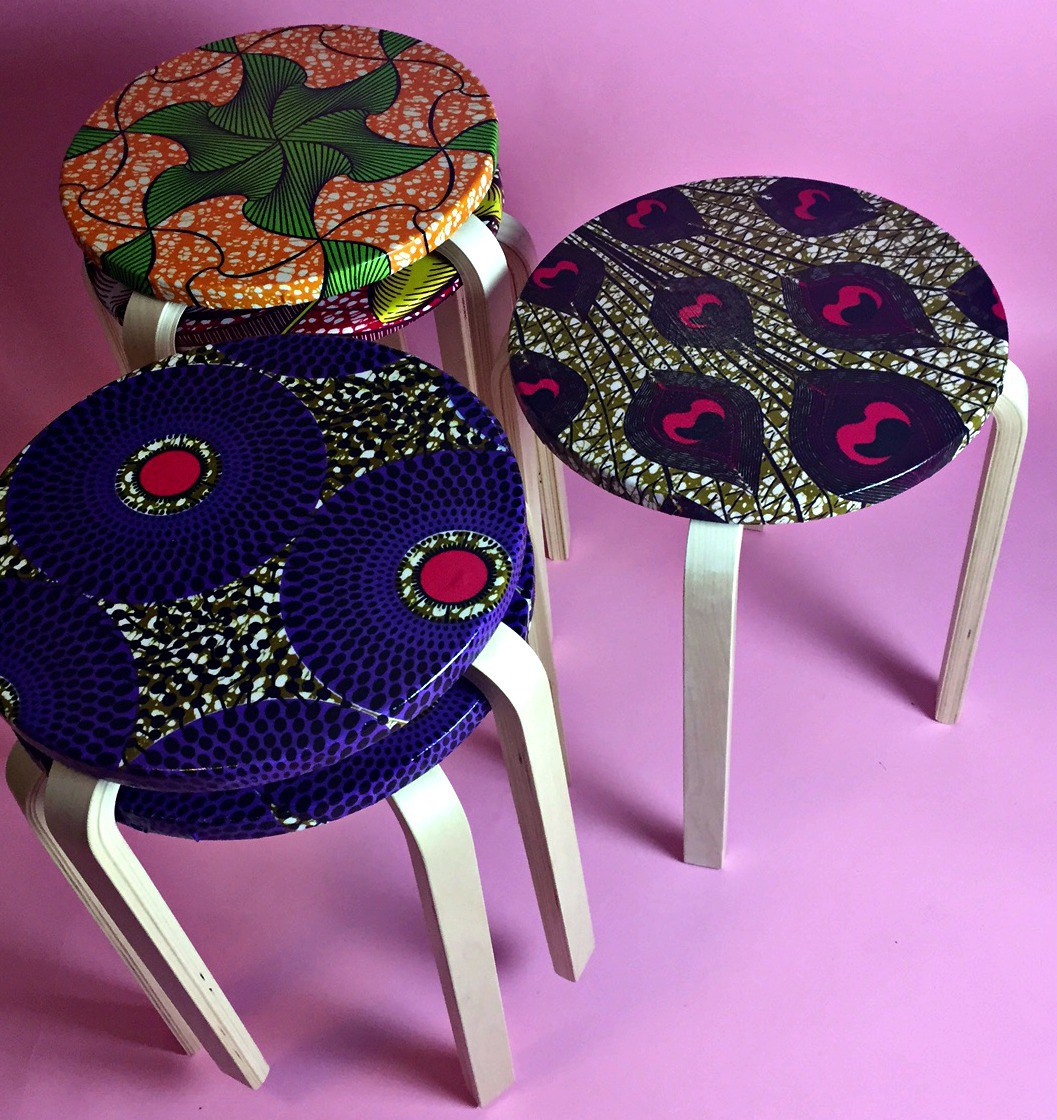 Lollipop Stool