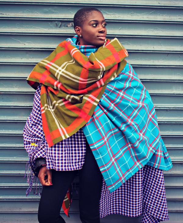 Maasai Blankets