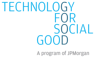 Technology For Social Good - A program of JPMorgan Chase