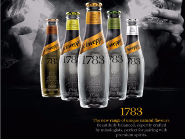 Sponsored by Schweppes 1783