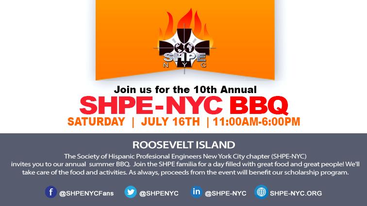 SHPE NYC BBQ