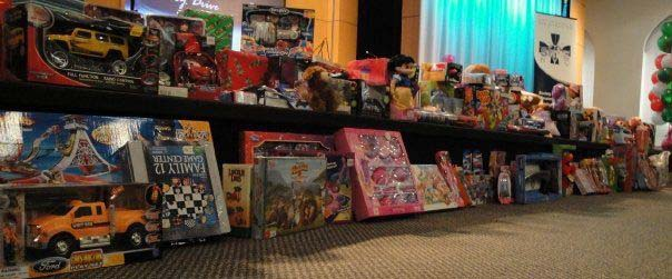 SHPE-NYC Toy Drive