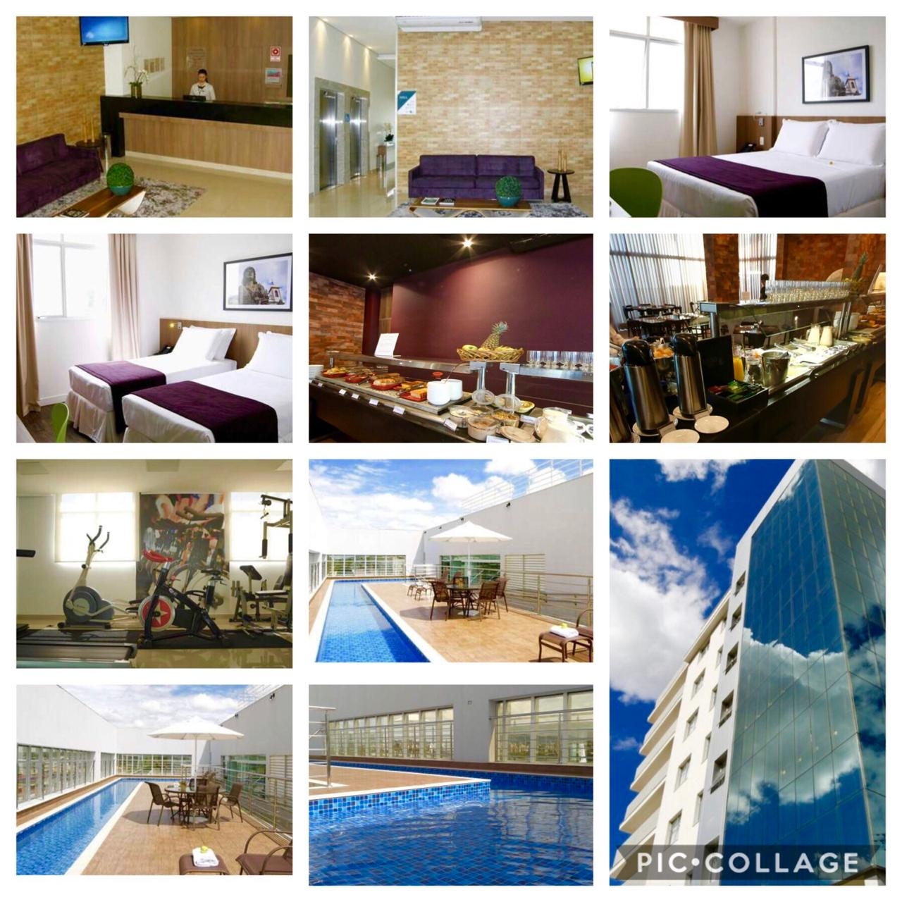 Hotel Villa Mix Belo Horizonte