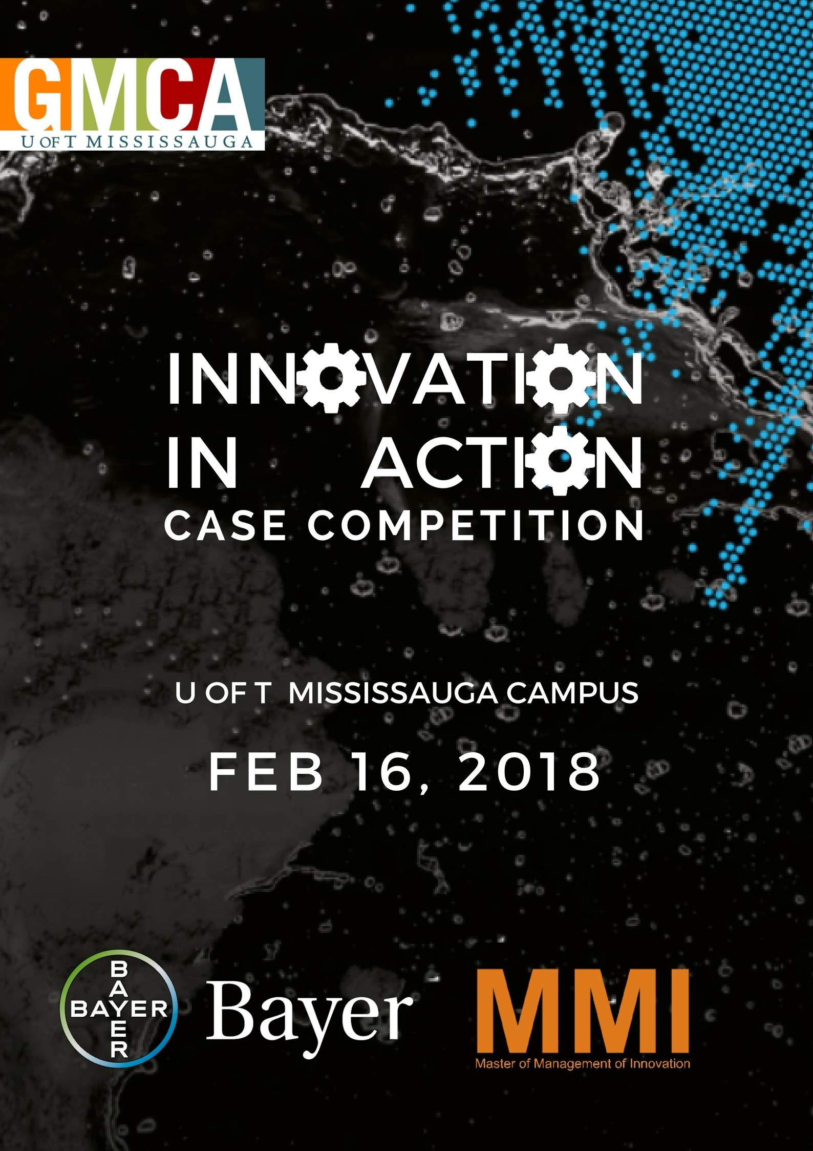 Case Competition Poster