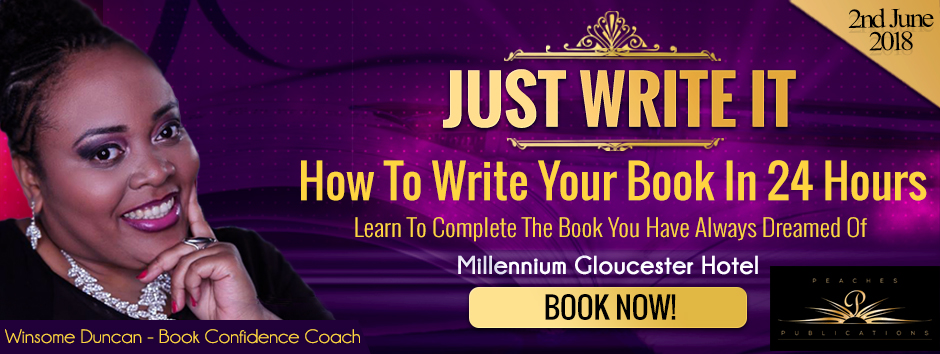 Your Host & Book Expert Winsome Duncan