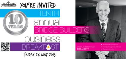 Bridge Builders 10th Annual Business Breakfast