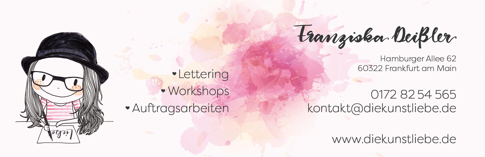 Kunstliebe - lettering & more