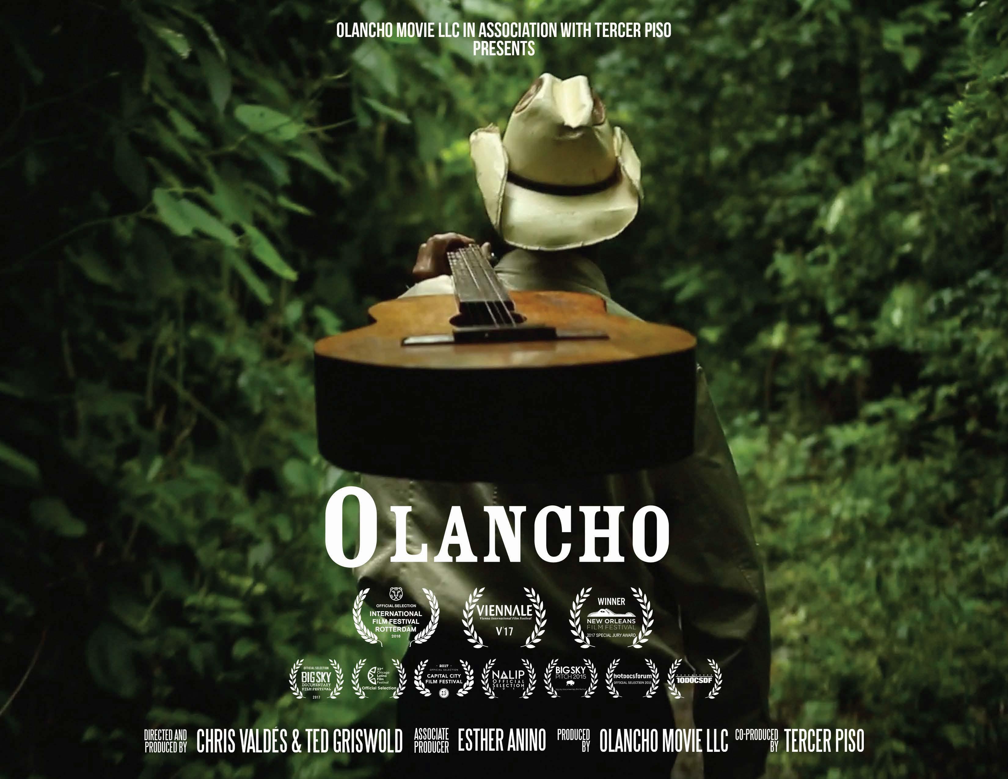 Olancho Film Poster