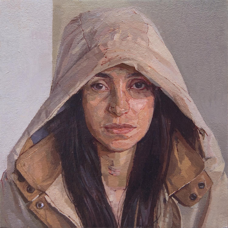 Painting by Nicolas Uribe