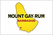 Mout Gay Rum logo