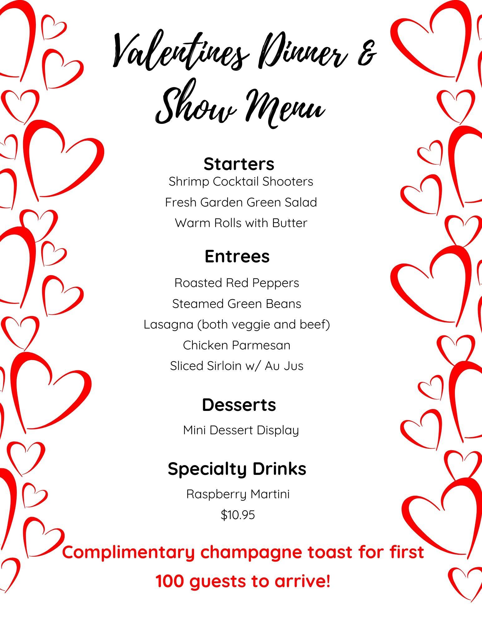 Big and Tall Comedy Tour Valentines Show Hyatt Place Niagara Falls