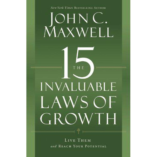 15 Invaluable Laws of Grow