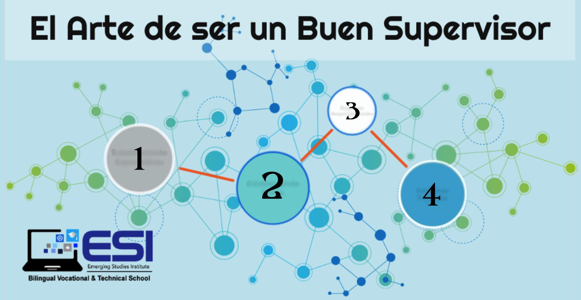 ESI Clase Maestra I.I: El Arte de Ser un buen Supervisor Registro ...