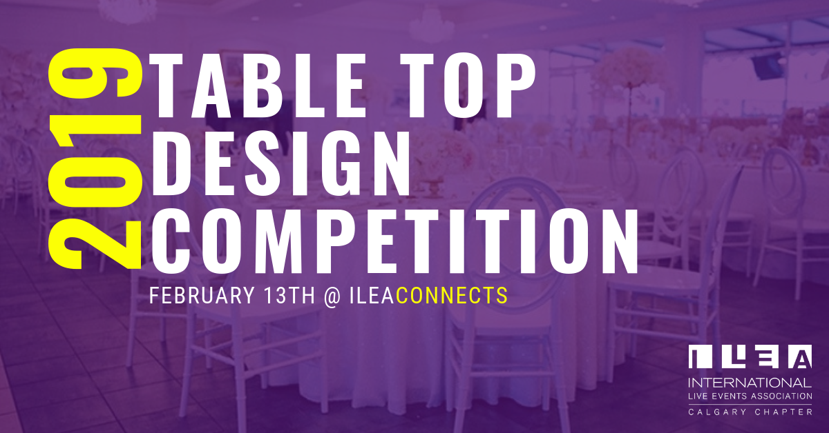 2019 Table Top Competition
