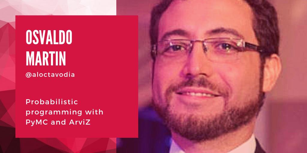 Osvaldo Martin, BuzzConf Speaker